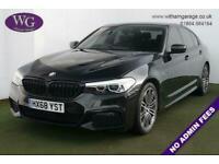 2018 68 BMW 5 SERIES 3.0 530D XDRIVE M SPORT 4D 261 BHP DIESEL