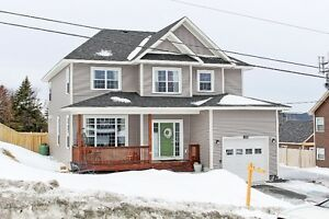 Executive living in Portugal Cove
