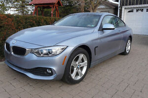 2014 BMW 4-Series Coupe (2 door)