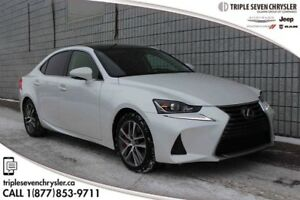 2017 Lexus IS 300 Only 18000 KM! - Leather - Bluetooth
