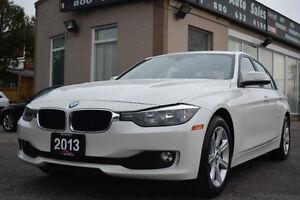2013 BMW 3-Series 320i xDrive Sedan *ONLY 76k KM's* Certified!