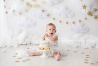 Cake Smash & First Birthday Portraits