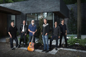 3 tickets BLUE RODEO SOLD OUT casino NB