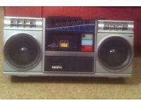 Saiko ghetto blaster radio