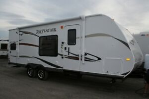 Roulotte Jayco JAY FEATHER SELECT 23K (2012)