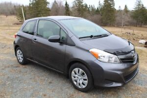 SOLD - 2012 Toyota Yaris - ONLY 67,000 kms - SOLD
