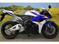 Honda CBR600RR 2011**ABS COMBINED, TANK PROTECTOR, PADDOCK BOBBINS**