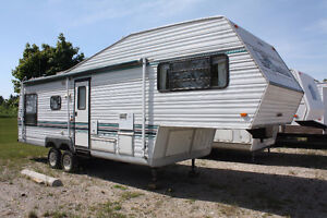 1991 Jayco 8×30, Stock # S1355 Highland Pines
