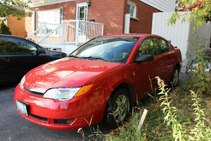 2006 Saturn ION 2 Midlevel Quad Coupe (4 door)