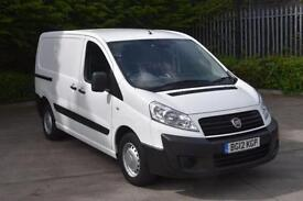 1.6 BUSINESS MULTIJET 6D 89 BHP SWB DIESEL MANUAL VAN 2012