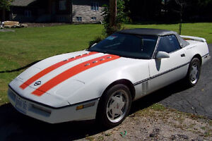 1988 VETTE CONVERTIBLE MAY TRADE UP OR DOWN