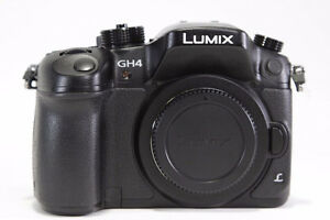 Looking for Panasonic GH4