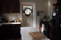 August sublet available near downtown in 2 bdrm apartment