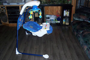 fisher price cradle swing $50 firm