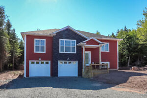 BRAND NEW! GORGEOUS HOME, GREAT FAMILY LOCATION-QUISPAMSIS