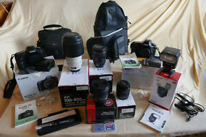 CANON EOS DIGITAL PACKAGE