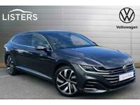 2021 Volkswagen ARTEON SHOOTING BRAKE 2.0 TSI R-Line 5dr DSG Auto Estate Petrol