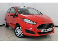 2014 14 FORD FIESTA 1.2 STYLE 3DR 59 BHP