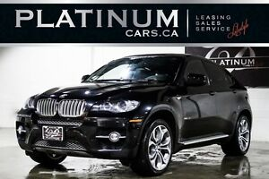 2012 BMW X6 5.0/ NAVIGATION/ SPORT/ EXECUTIVE/ HEADS UP/TECH/