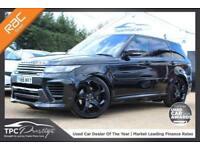 2016 66 OVERFINCH LAND ROVER RANGE ROVER SPORT 5.0 V8 SVR 5D AUTO 543 BHP