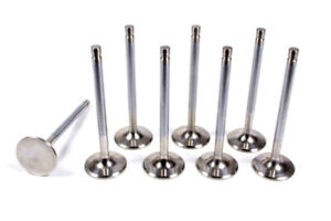 Pontiac V8 Stainless Exhaust Valves - 1.660 Ferrea 5000 Series
