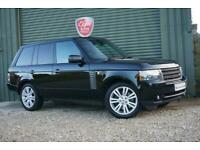 2010 Land Rover Range Rover Vogue 4.4 TDV8 Auto 4dr ( 313 bhp ) ESTATE Diesel Au