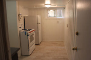 Bachelor Basement Apartment Renovated $750 + Hydro
