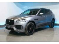 2019 Jaguar F-Pace 2.0d Chequered Flag Auto AWD (s/s) 5dr SUV Diesel Automatic