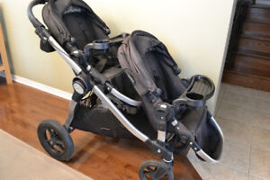 GUC Baby Jogger City Select with Second Seat