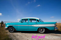REDUCED - 1957 Pontiac Chieftain Sedan - Over 30K Invested