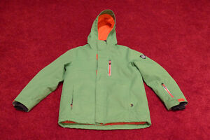 Killtec Level 3 Hooded Boys Ski Jacket Size 10 (Excellent Cond.)