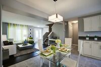 Flex downpayment on New Townhouses ~ NO Condo Fees