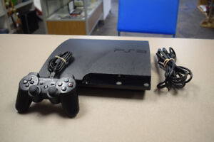 Sony Playstation 3 Slim 250GB CECH-2101B Console