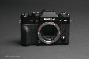 New Fujifilm X-T20 Camera and XF 35mm f/2 R WR Lens