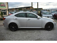 Lexus IS 220d 2.2TD Sport GREY 2007 MODEL + BEAUTIFUL HIGHLY MAINTAINED+