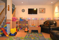 Home daycare available in Pickering/Glenanna/Dixie area