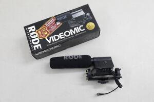 Rhode Videomic Microphone