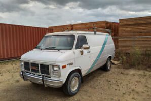 1979 GMC G25 Van - For Sale