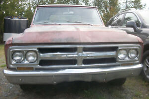 Want parts for 1967 GMC C1500 and 1969 Chevy Truck