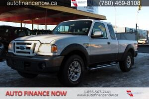 2008 Ford Ranger FX4 LEATHER SEATS!! ULTIMATE FX4 , 4X4!!!!
