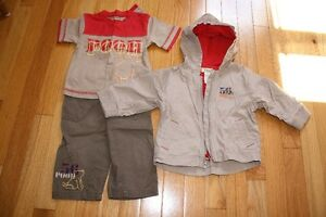 Baby Boy's Clothes (lot) - 12 months
