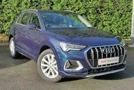 2020 Audi Q3 DIESEL ESTATE 35 TDI Sport 5dr S Tronic Auto SUV Diesel Automatic