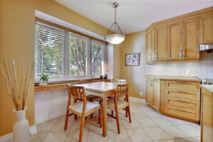 Beautiful Natural Wood Kitchen Cabinets for Sales with Island