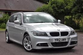 2012 BMW 3 SERIES 320D M SPORT TOURING ESTATE DIESEL