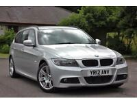 2012 BMW 3 SERIES 320D M SPORT TOURING ESTATE DIESEL