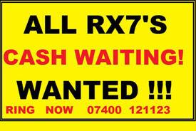 Mazda RX-7 2.6 Turbo URGENTLY SEEKING RX7 RX 7 RING NOW!!