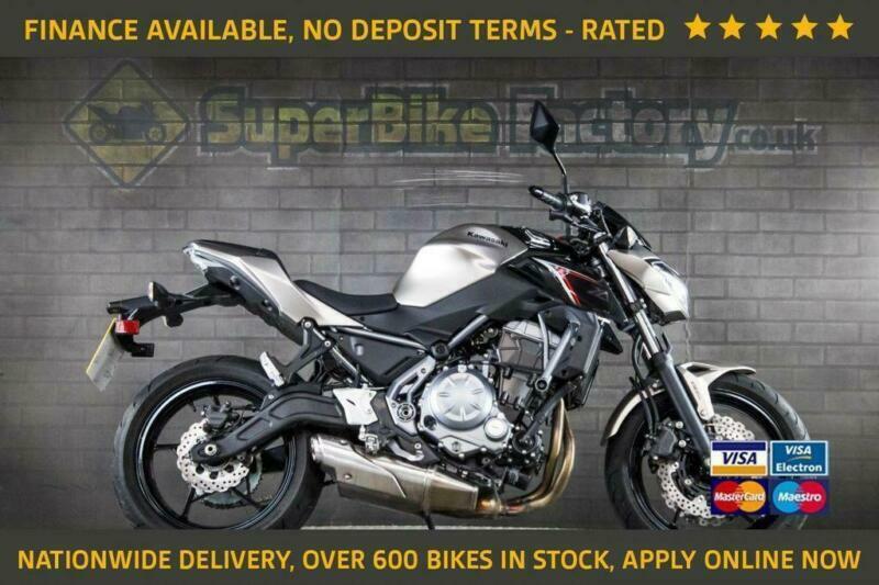 2018 18 Kawasaki Er 6n Nationwide Delivery Used