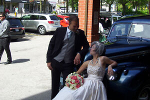 RENT A REALLY NEAT VINTAGE RIDE FOR YOUR SPECIAL DAY London Ontario image 1