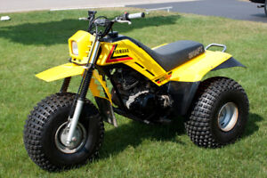 looking for yamaha 200 or 225 3 or 4 wheeler parts