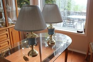 2 lamps for bedroom or living room